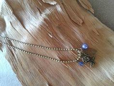 Antique Bronze and Swarovski Crystal English Rose Charm Necklace English Roses, Swarovski Crystals, Bronze, Charmed, Antiques, Mini, Bracelets, Gold, Jewelry