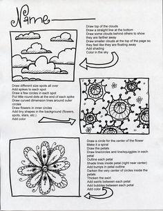 652ab21561f T. Matthews Fine Art  First Friday Art Class for November 2011 - Just  Doodlin