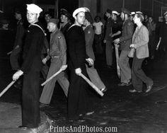 The Zoot Suit Riots, June 1943