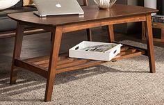 $175 Baxton Studio Sacramento Mid-Century Modern Scandinavian Style Coffee Table, Dark Walnut Baxton Studio http://www.amazon.com/dp/B016RM9VGS/ref=cm_sw_r_pi_dp_Uiddxb1QHDMNC