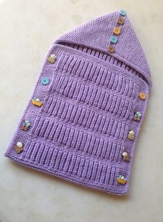 10 Most Precious Baby Cocoons (Including Free Knitting Patterns!) | Knitting Women