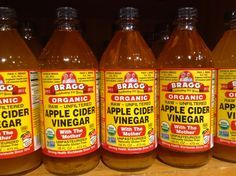 What 1 Tablespoon of Apple Cider Vinegar Does to Your Cholesterol, Weight and Blood Sugar Levels?