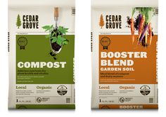 Cedar Grove | Mint Design