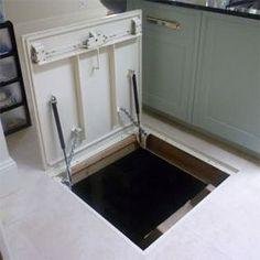 Tray Type Cellar Door