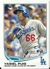 2013 Topps Series 1 & 2 W/Update (37) Card Los Angeles Dodgers Team Set 3X Puig