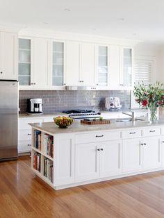 Sunnyside Road Residence Kitchen - traditional - Kitchen - Minneapolis - Martha O'Hara Interiors