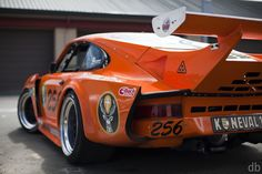 1979 Porshe 935/K3 - The Jagermeister car Rage motrice pure