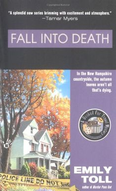 Fall into Death (A Booked for Travel Mystery « Library User Group