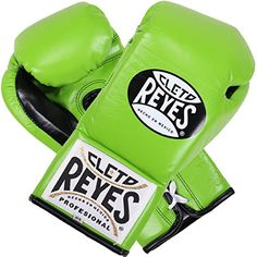 Discounted Cleto Reyes Official Boxing Gloves (Citrus Green, 10 oz) #10oz) #CletoReyesOfficialBoxingGloves(CitrusGreen Professional Boxing Gloves, Boxing Fight, World Championship, All In One, Shopping, World Cup