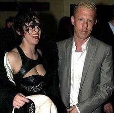 Isabella Blow and Alexander McQueen, 2003