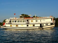 Junk Boat - Halong Bay, Vietnam