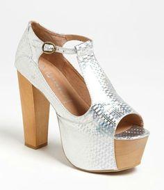 jeffrey campbell Hologram shoes
