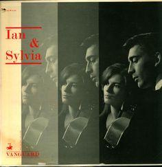 Ian Sylvia Self Titled Vanguard LP 9109 Folk 1960s | eBay