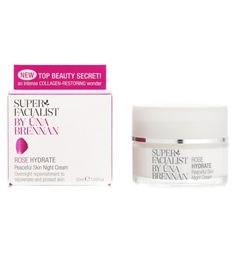 caroline hirons Superfacialist Rose Peaceful Skin Night Cream, 50ml - Boots