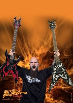 Kerry King / BC Rich