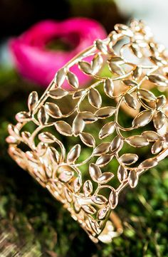 Paloma Picasso® Olive Leaf designs are inspired by the beauty and tranquility of olive groves near the designer's home.