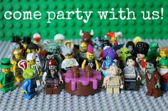 Planning a LEGO birthday party was quite simple, because there are so many ideas out their on the world wide web Lego Birthday Party, Birthday Board, Best Part Of Me, Little Things, Parties, Journal, Fun, Ideas, Birthday Display Board