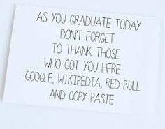 funny high school graduation quotes - Google Search