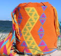 Mobolso - Celia - Wayuu Mochila bag