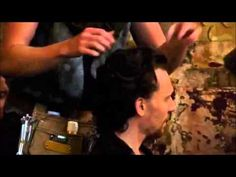 Fun Fact: Tom Hiddleston photo shoot vids almost always involve a dance interlude.