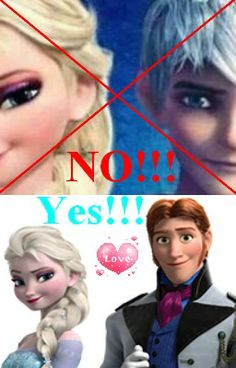 Photo of Jelsa vs Helsa! for fans of Elsa x Hans. So sorry for jelsa fans but this is awesome! I like jack with Rapunzel and Elsa with Hans only if he was nice and changed! Frozen Hans, Kristoff Frozen, Elsa And Hans, Jack And Elsa, Disney Couples, Anime Couples, Kids Tv Channels, Anna Love, Prince Hans