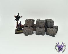 Terrain & Scenery: Small Wooden Crate (by Tiny Terrain) #ChaoticColors #commissionpainting #painting #miniatures #paintingminiatures #wargaming #Miniaturepainting #Tabletopgames #Wargaming #Scalemodel #Miniatures #art #creative #hobby #dungeonsanddragons #dnd #dungeonsaga #frostgrave #rpg #roleplay #terrain #scenery #paintingwarhammer  #warhammer #wh #gamesworkshop #gw #ageofsigmar #aos #sigmar #whfb #fantasy #warhammerfantasy #Kingsofwar #kow #kingsofwarvanguard #tinyterrain #crate Warhammer Fantasy, Warhammer 40k, Dungeons And Dragons, Small Wooden Crates, Age Of Sigmar, Tabletop Games, Gw, Scenery, Miniatures