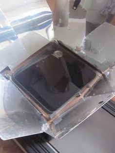 Cooking with a solar oven...with or without the sun! Great tips from a chef.