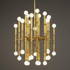 Jonathan Adler Meurice Chandelier in Ceiling Lights & Pendants