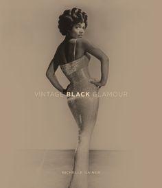 Vintage Black Glamou