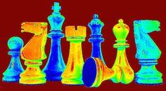 Rien de tel pour la gymnastique de l'esprit qu'une partie d'échecs gratuite en ligne www.jouer-aux-echecs.fr  #Chess #Echecs