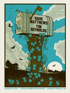 #Dave Matthews and Tim Reynolds