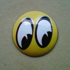 (For sale) moon eye badge. By pophscoot