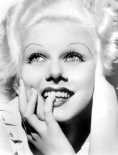 Jean Harlow, Actress.  From KC.   Died at age 26.