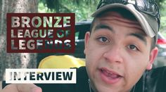 League of Legends | Bronze Player Interview https://www.youtube.com/watch?v=qQ9zmx8BP40&t #games #LeagueOfLegends #esports #lol #riot #Worlds #gaming