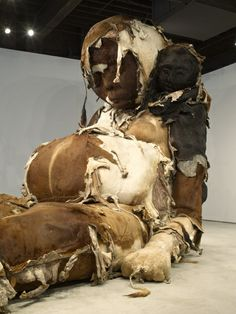 "Pace Gallery - ""Blessings"" - Zhang Huan"