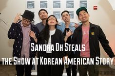 Sandra Oh gave an inspirational speech at Korean American Story which touch us here at Oogeewoogee