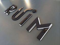 3D Logo Ruim by Studio Daad, via Behance