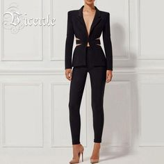 Elegant Ravishing Formal 2 Piece Ladies Suit