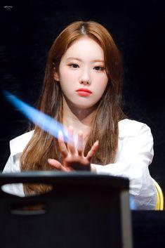 Wjsn Luda, Cosmic Girls, Zodiac Signs, Image, Attraction, Korean, Chinese, Twitter, Anime
