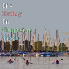 It's Friday in #GrapevineTX! Highs in the low 90's this weekend? Is this really still #summer? Get out there and enjoy the outdoors! Need some ideas for things to do this weekend? Check out our blog!