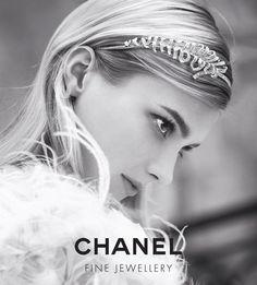 Sigrid Agren for Chanel Fine Jewellery