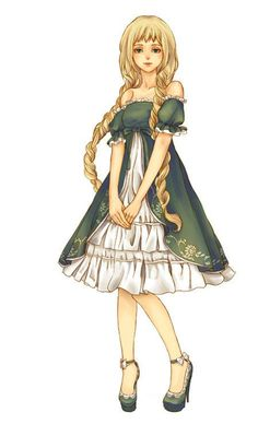 Costume Detail APH Hetalia Liechtenstein Cosplay Costume Includes - Dress, Sleeves We may have selected store sizes for this costume, ready for fast ship. Please check with us on availability and appr
