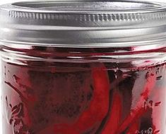 Diabetic Pickled Beets