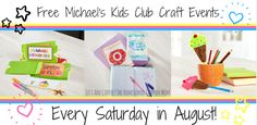 JustAddCoffee- The Homeschool Coupon Mom : Free On Saturdays? Free Michael's…