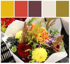 Location Inspiration | October in Seattle #color #fall #october