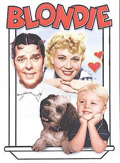 blondie the movies made based on the cartoon - Bing Images