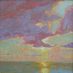 Dan Pinkham  - Oil on canvas