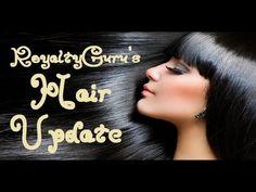 RoyaltyGuru: Hair Update - YouTube