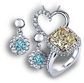 George Thompson Diamond Company - Wedding Sets, Engagement Rings CA, Daimonds in California