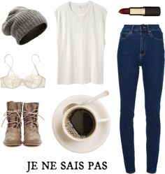 """""""I Don't Know"""" by cheerupdaisy on Polyvore"""